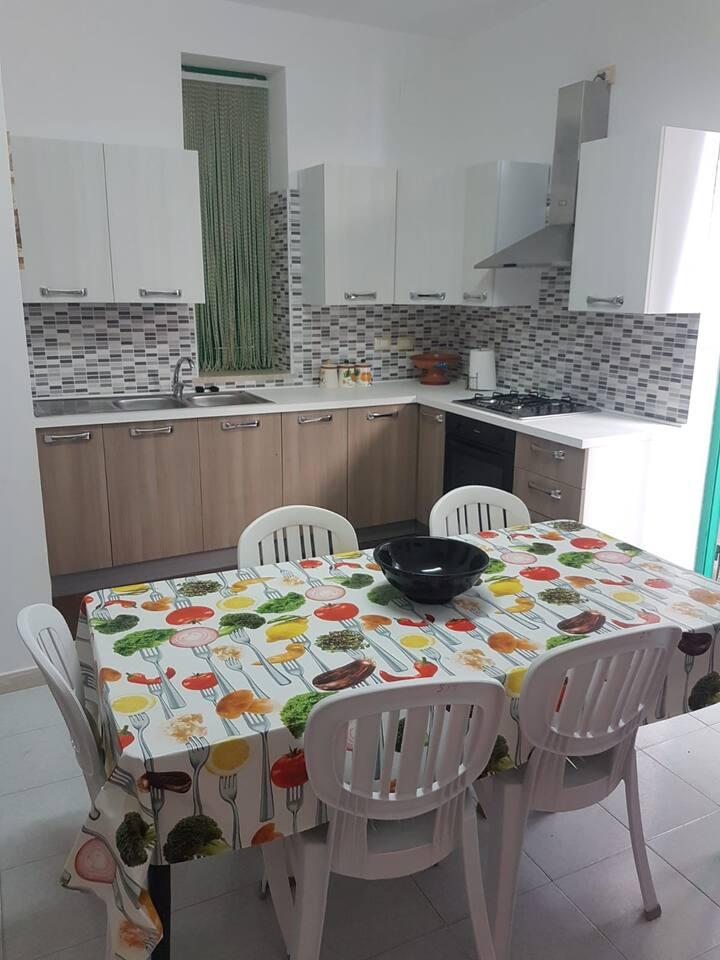 Case Messana Appartamento 1