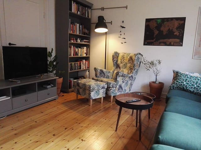 Cosy apartment close to the city