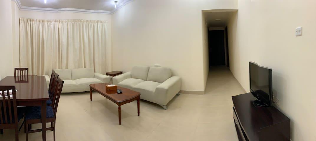 Tgi Residence 2BR/2 Nr Home Center & AlSaad shops