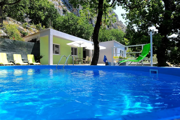 House with the pool - Omiš - House