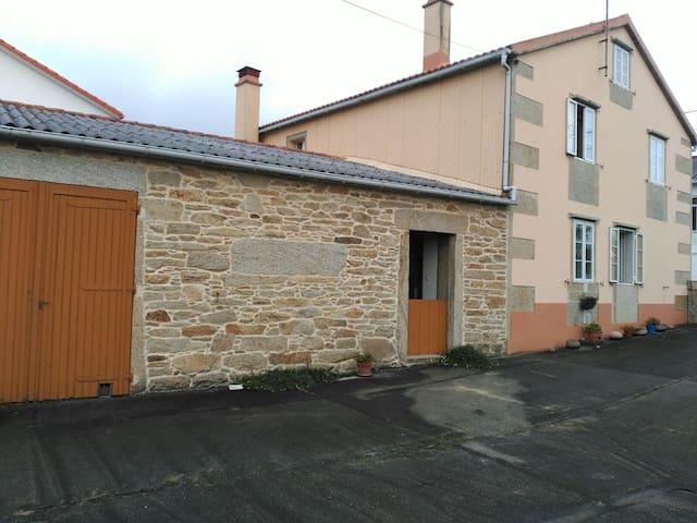 Hermosa casa en zona rural - Zas - House