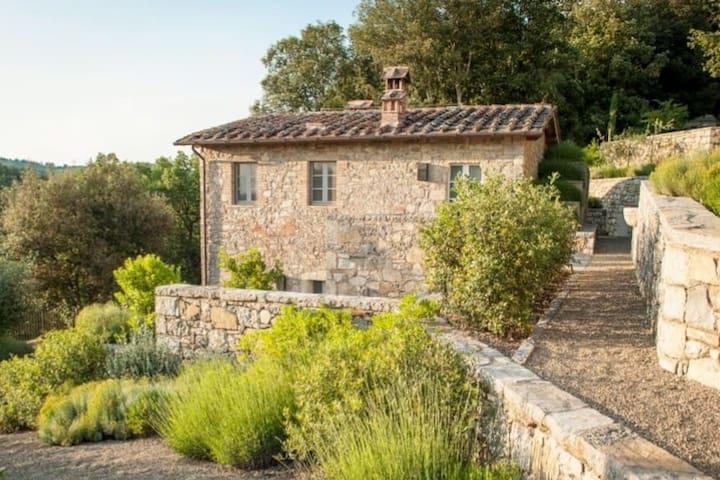 Charming renovated House Chianti / Siena 4 persons