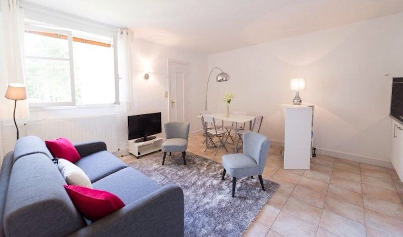 Appartement, centre ville, au calme - Le Touquet-Paris-Plage - Appartement