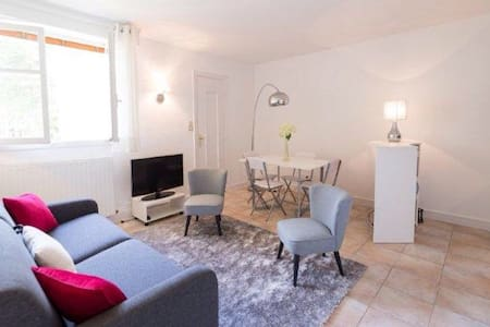 Appartement, centre ville, au calme - Le Touquet-Paris-Plage - Leilighet