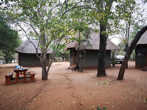 Mupane Tented Group Camp 6 Sleeper