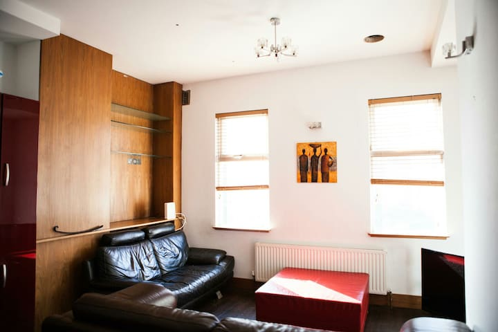 Large, Spacious Apartment in the heart of London.