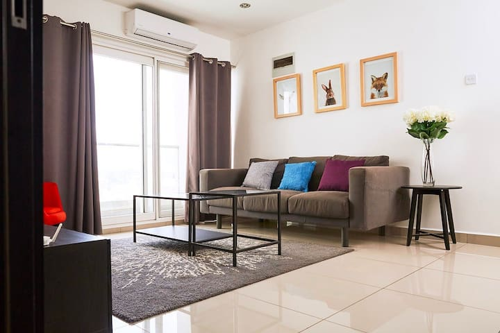 One bedroom apartment furnished @ Clifton Gallery