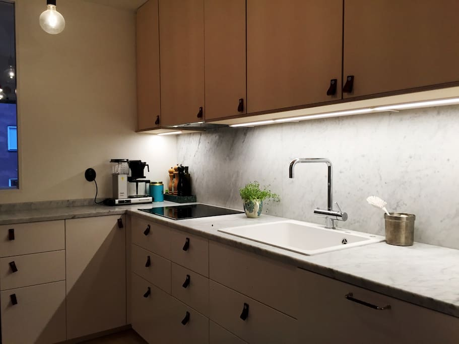 New nordic design kitchen