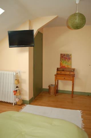 Chambre dans maison familiale à Cahors