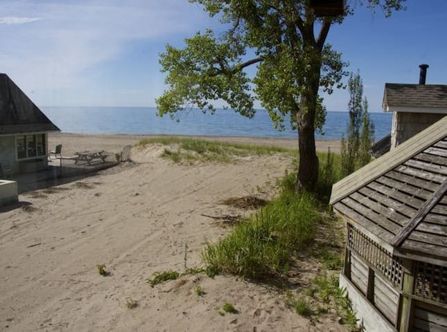 ♥Cute Sandy Beach Cottage- in Sodus Point NY♥