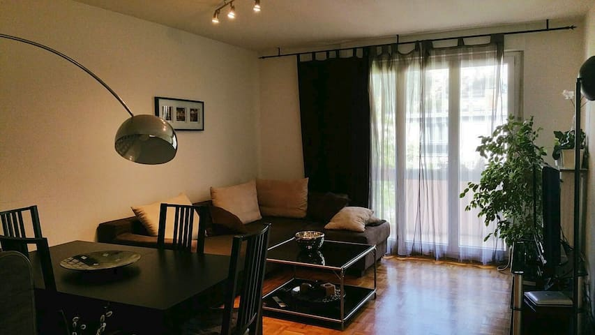 Stunning one bedroom apartment in Geneva