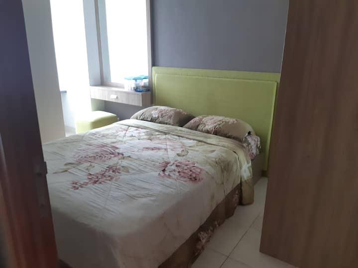 Cozy 2 Bedroom Apartment Cinere Bellevue Suites