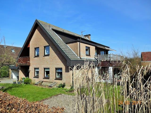 Neu renovierte Wohnung ´Am Herrenholz´. - Horstmar - Apartamento