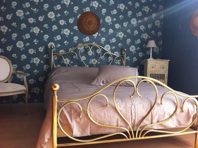 Chambre accueillante