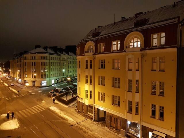 Zoologie Helsinki 60m2