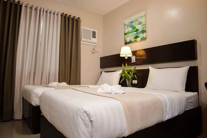 Mezza Hotel - Twin Suite