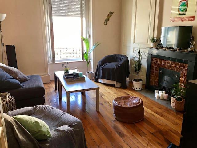 Bel appartement convivial de 130m²