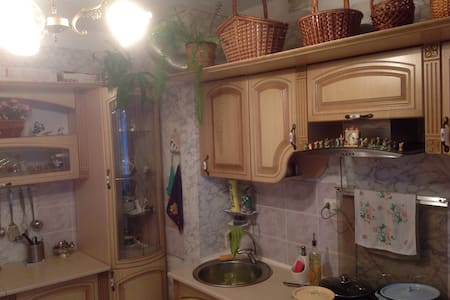 Уютная квартира в курортной зоне - Терскол - Apartment