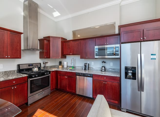 Modern 1BR|Full Kitchen|Heart of Pittsburgh by GLS