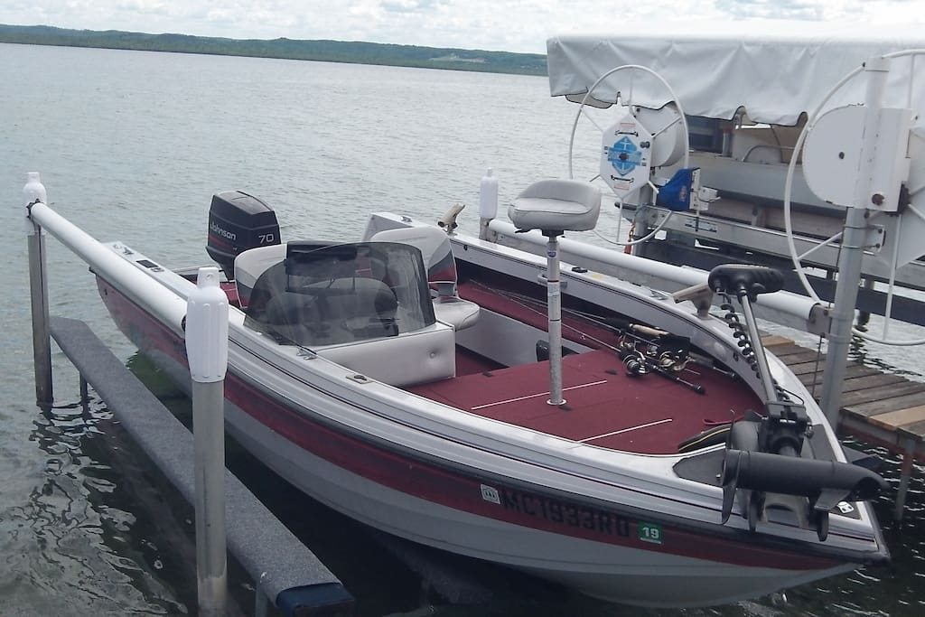 Keep your boat safe and easily accessible.