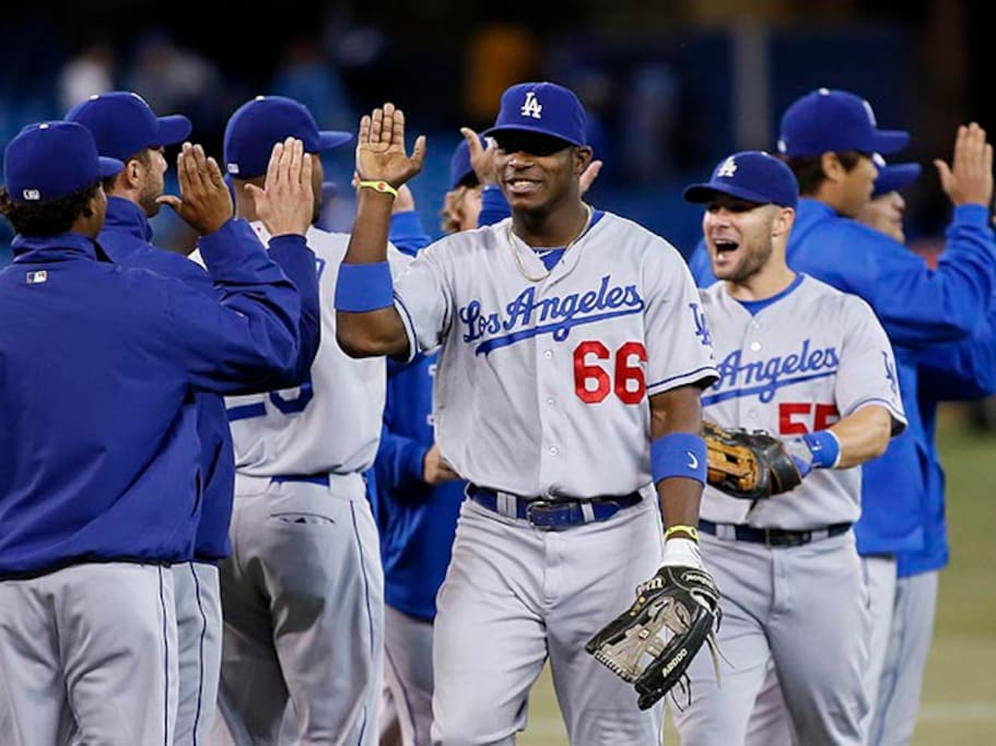Go see a LA Dodger game during your stay at the condo!