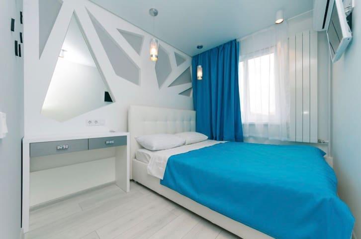 Spring Sale 50% - Lux apartment 2 bedroom orange