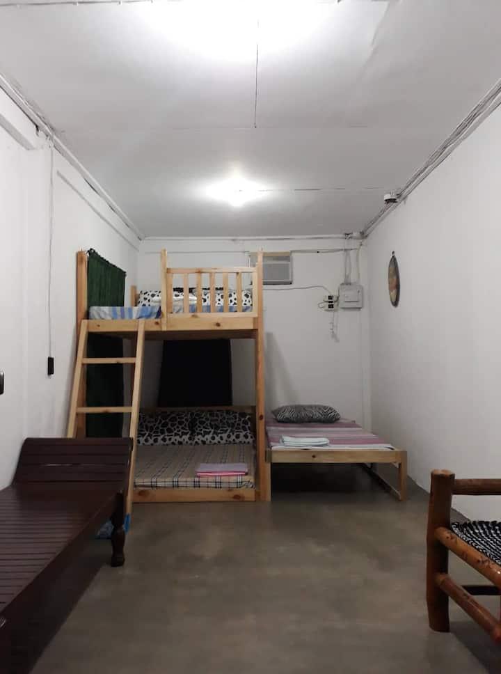 Transient Room 1