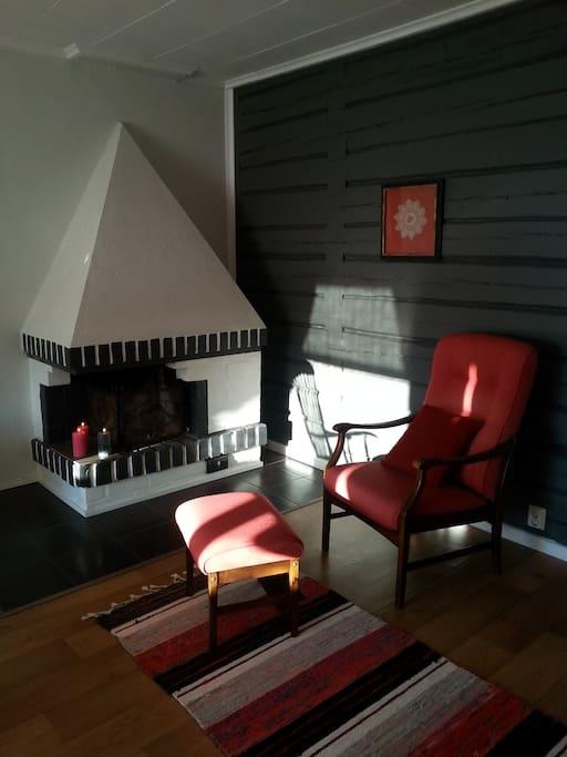 Olohuone/livingroom