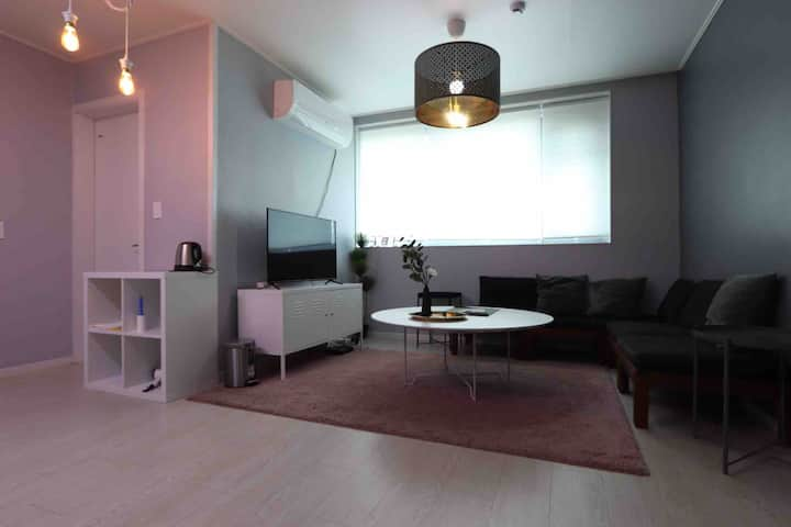 [V2]3Beds: Clean&Comfortable Apt in Suwon(SAMSUNG)