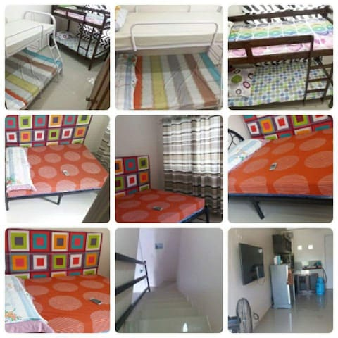 Apartment for rent at white beach puerto galera
