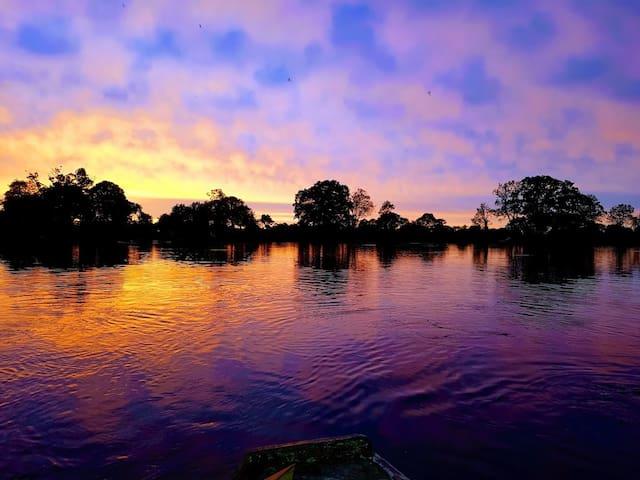 Moira Lakes Pod 1