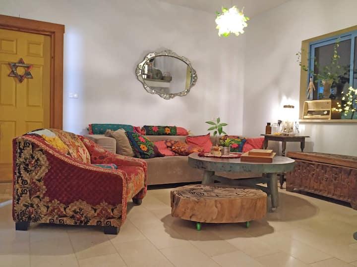 Spacious Galilee 200sqm House & optimal location