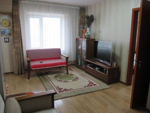 Becky's apartment-in the center of the Ulaanbaatar