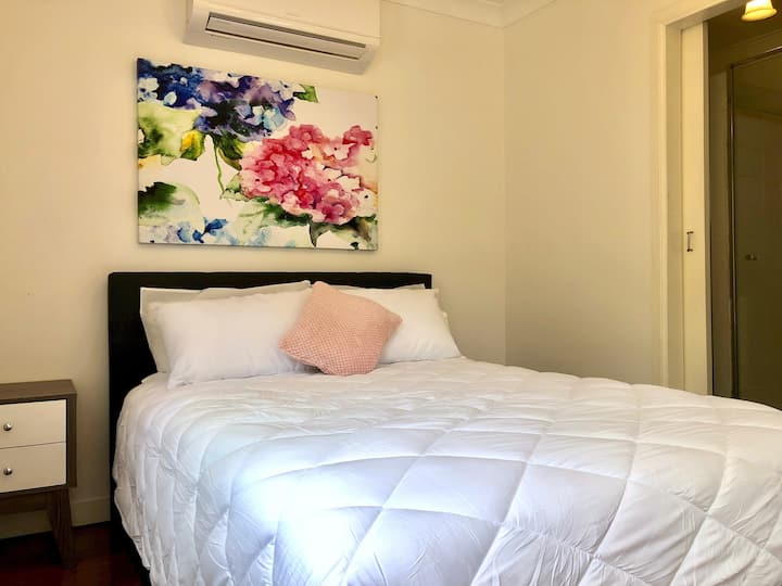 Quiet 1BD Guest House in Fairfield! (with AC)