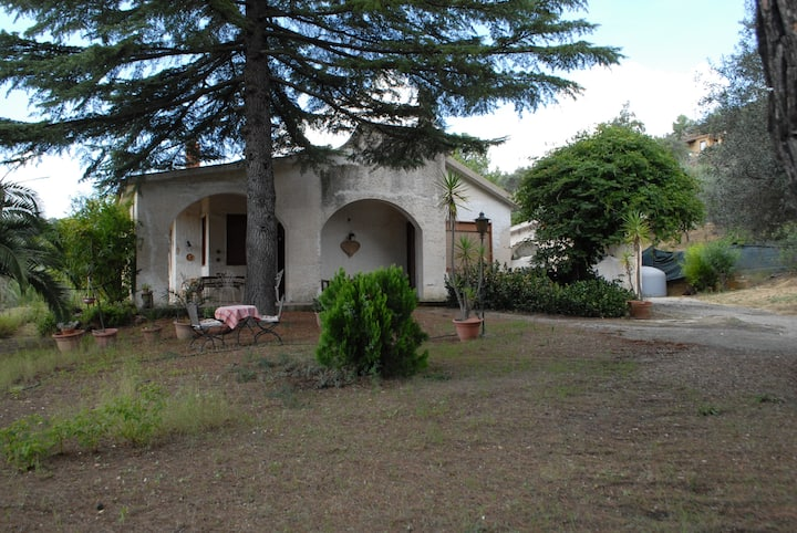 Villa in collina