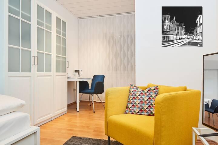 """Einzelzimmer """" Sauerland 18"""" - Attendorn - Konukevi"""