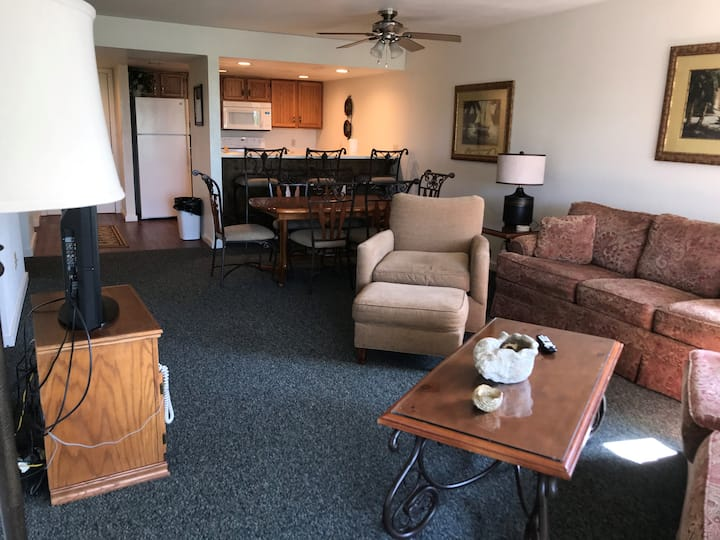 UNIT 130 - SMALL 2 BEDROOM CONDOMINIUM