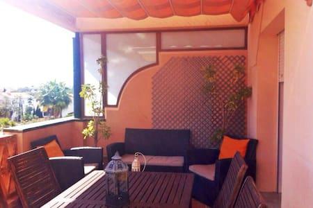 Apartment with sea views - Mijas Costa