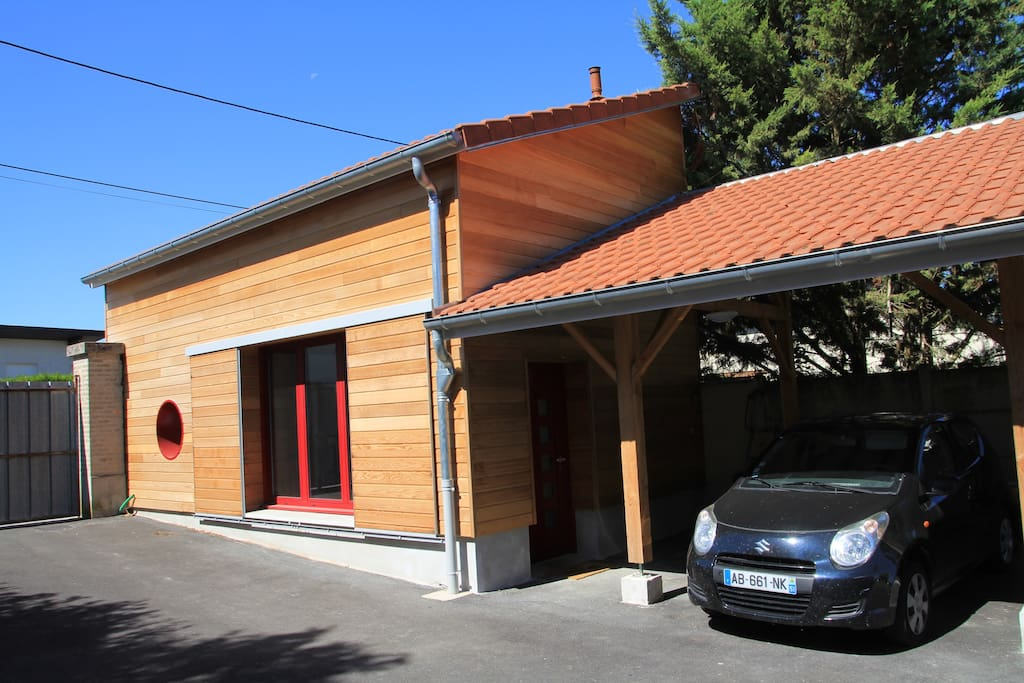 Maisonnette cocoon proche ch lons epernay reims guest for Garage a louer chalons en champagne