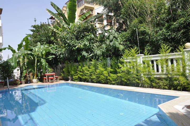 Villa Casablanca Azalea Suite Konyaalti Beach