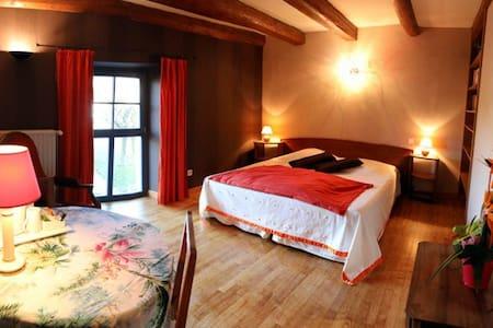 suite familiale Sainte Genevieve - Sainte-Genevieve - Dům pro hosty
