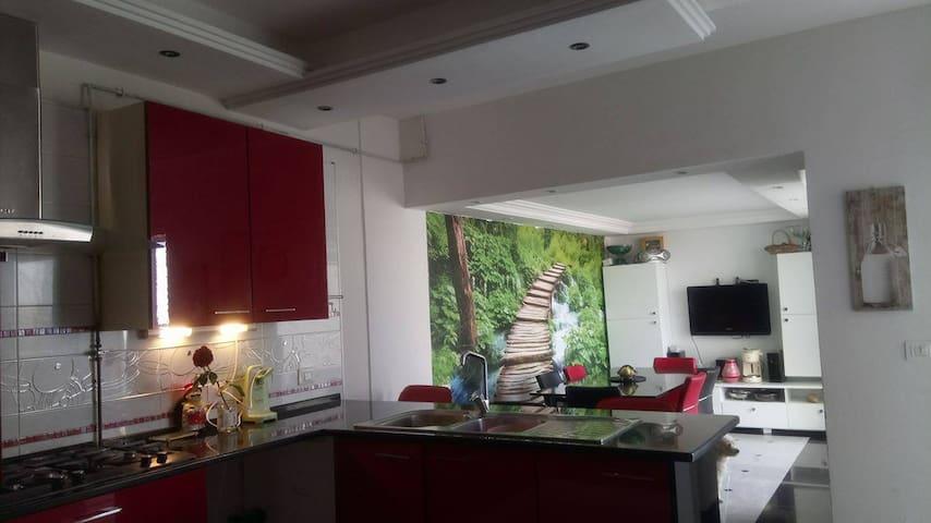 Tés Belle Villa de Luxe Hammamet Nord - Hammamet - Casa de vacances