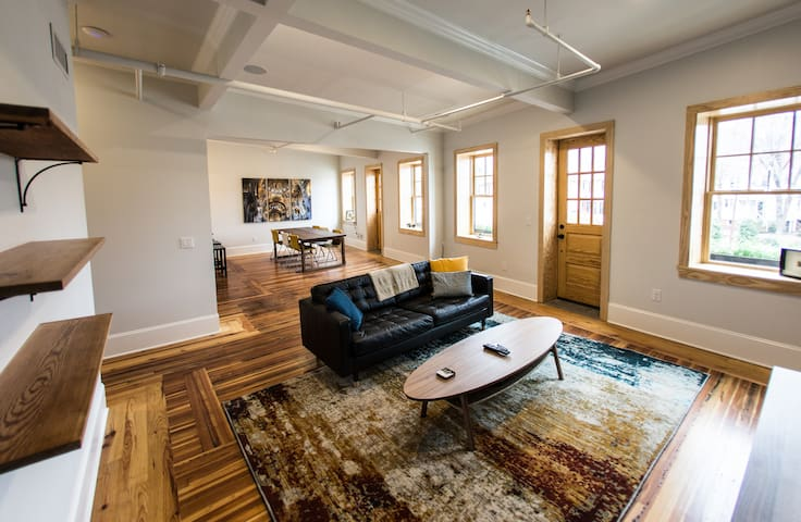 Airtype Unit 310 - Winston-Salem - Apartment