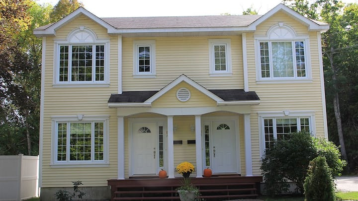 "BIRCH COTTAGE - (16 ""B"" Norris Ave) Bar Harbor ME"
