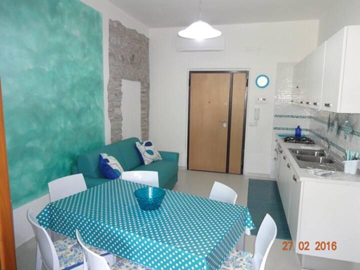 Appartamento Acquamarina Acciaroli - 7 posti letto