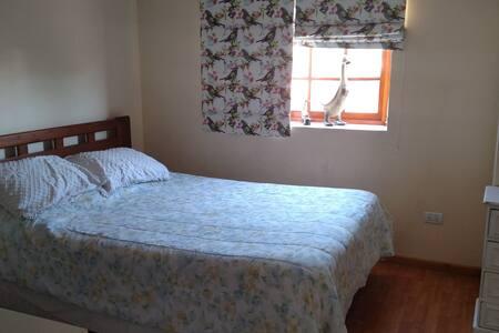 Habitación con Baño Privado ¡Ambiente Familiar! - Pudahuel - Hus