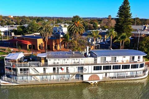 Murray River Queen - Top Deck Bank Side Room