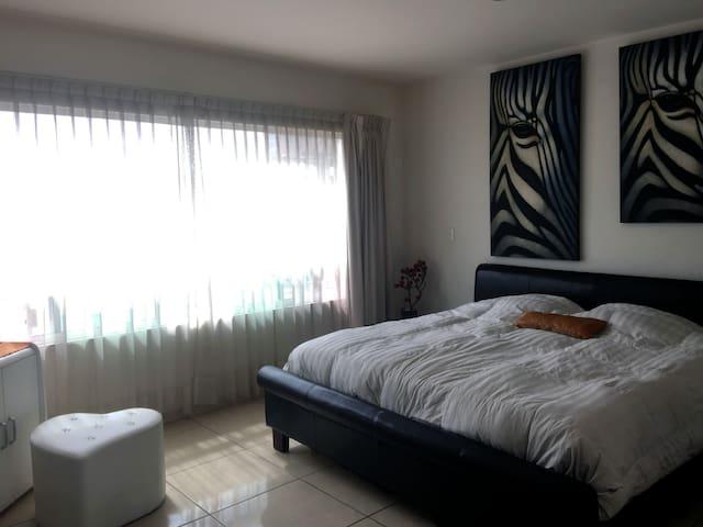 Bedroom in Milenio III