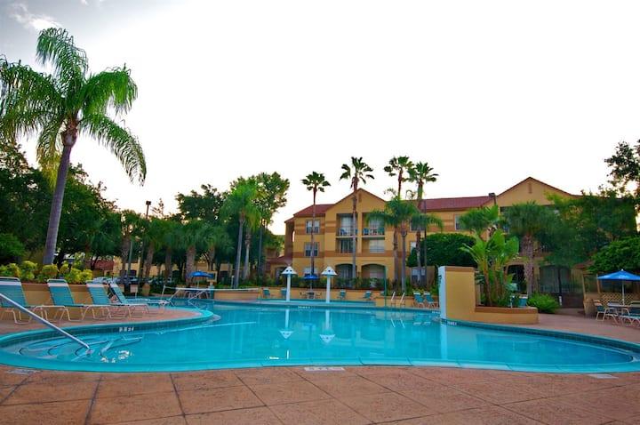 Blue Tree Resort 1BR Suite, SATURDAY Check-In