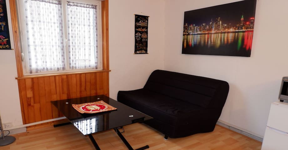Apartment Cosy 1  at  Salins Les Bains (1 Room)